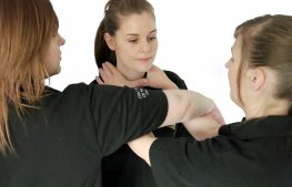Prevention & Management of Violence and Aggression Trainers area